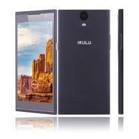"Unlocked 3G iRULU V1 5. 5"" Android4. 4 MTK6582 Quad Core ..."