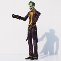 Superheroes Batman The Joker PVC Action Figure joint can mov...