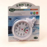 3PCS Lot Indoor Weather Meters Pointer Type Dial Temp Temper...