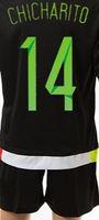 Thailand AAA Quality 2015 Mexico soccer jerseys CHICHARITO R...