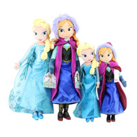 Frozen Dolls Elsa Anna Sparkle Princess Dolls Figure Toys 40...