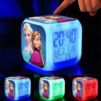Clocks Frozen Led Digital Clock, Relogio Despertador Digital,...