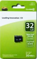 Tarjeta micro del SD de la tarjeta SDHC SDXC USH-1 Class10 TF de New16GB 32GB 64GB con el envío libre del paquete al por menor