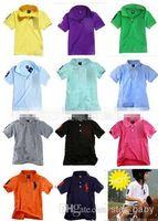 2014 Summer Children Boys T- shirt Casual Tees Tops 100% Cott...