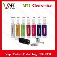 Electronic Cigarette 2. 4ml EGO MT3 Atomizer Bottom Coil EGO ...