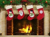 3pcs set Christmas decor party decorations Santa Claus Chris...