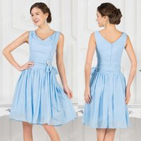 Grace Karin Sky Blue SEXY MINI Wedding Evening Formal Party ...