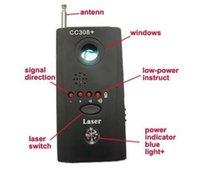 50PCS CC308+ Spy Camera Detector Multi- Detector Wireline Wir...