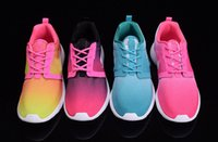 2015 New Women' s ROSHE ONE 3M Running Shoes Fashion Ath...