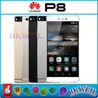 Original Huawei P8 Octa Core 4G FDD Phone 64 16GB ROM 3GB RO...