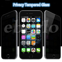 Privacy Tempered Glass Iphone 6S Plus Samsung Galaxy S6 S5 S...