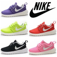 2016 Nike Roshe Run Children' s Athletic Shoes Boys and ...