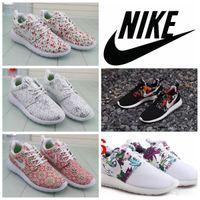 Nike Roshe Run Running Shoes For Women & Men, Lightweight Ro...