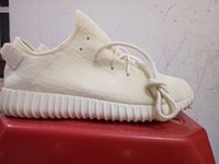 Yeezy 350 Boost white- grey New Colors. comfortable shoe , 201...