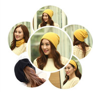 Men and Women Autumn and Winter Warm Hats Korean Fashion Hed...