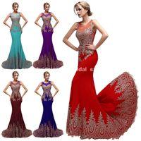 2015 Arabic Wedding Evening Dresses Dubai Occasion Cheap Des...
