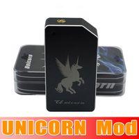 Unicorn 50W Box Mod Unicorn 50w VW Mechanical Vape Mod For 1...
