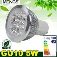 GU10 5W LED Spotlight 5x 1W SMD LEDs LED Bulb in Cool White ...