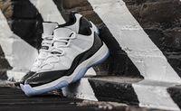 Cheap Low top Retro 11S White Black Dark ConcordS 11 Sports ...