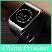 Nueva LG118 Bluetooth Smart Watch WristWatch Construir-en la cámara NFC Soporte de tarjeta SIM de pantalla HD para Android e IPhone 010215