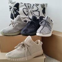 Kanye West Boost 350 Pirate Black Shoes Milan Moonrock Oxfor...