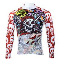 Paladin Sportswear Uomo Primavera Estate Autunno stile 100% Poliestere Maniche Outdoor Cycling Jersey traspirante Abbigliamento H13947