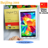 7inch 2G TV Phone Call tablet pc MTK6572 Android 4. 2 Dual Co...