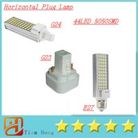 2015 New Sample High Power LED Light Lamp Tube G24 G23 E27 1...