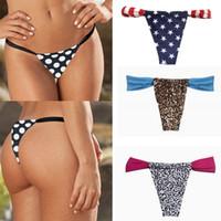 Hot Sexy Women' s Tankini T- Back Tongs Brazilian Bikini ...