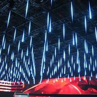 30 50CM Meteor Shower Rain Tubes LED Light lighting For outd...