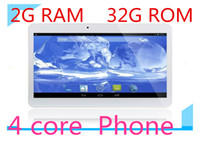 10 inch phablet 3G Phone Call tablet pc android 4. 4 2G+ 32G 6...