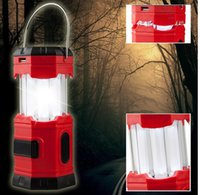 185 Lumens Waterproof Portable Outdoor Camping Lantern solar...