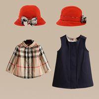 Fashion New Baby Girl' s Spring Cloth Sets Bowknot Cashm...