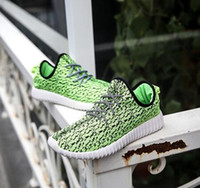 Green Red Yeezy 350 Yeezy350 Mens Shoes Boost Classic Shoes ...
