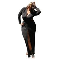 Wholesale Plus Size Cut Out Maxi Dress - Buy Cheap Plus Size Cut ...