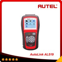 2014 Free Shipping Original Autel AutoLink AL519 OBD- II and ...