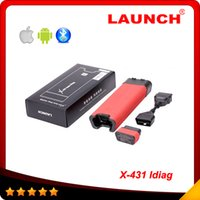 2014 Launch X431 iDiag Auto Diag Scanner for iPhone iOS Andr...