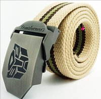 Brand New Canvas Belt for Man Military DisForm Belt 21 Color...