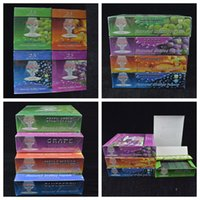 HORNET Rolling Papers Friuty Flavored Smoking Papers King Si...
