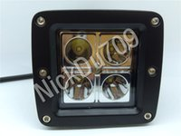 Car Led Headlights Spot 12W Led Floodlight Cube LED Working ...