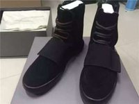 Top Quality Boost kanye West 750 boost pirate black basketba...