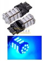 New Super bright BLUE LED Daytime Running Light Bulbs 54- SMD...