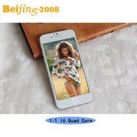 2014 New Arrival Perfect Quality 1: 1 Metal Shell i6 4. 7 inch...