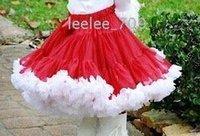 Sample baby girl kids Christmas pettiskirt Christmas tutu sk...
