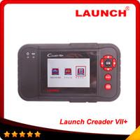 Multi- brand cars 100% original Launch CreaderVII+ auto code ...