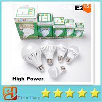 10pcs lot Led 3W 5W 7W 9W 12W Led Bulb 110V 220V E27 Led Lam...