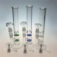 Glass Water Bong Glass Bullber Glass Oil Rigs 2 Layer Honeyc...
