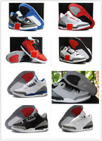 2015 high quality hot sale men retro 3 basketball shoes new ...
