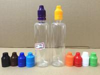 100ml PET Hard Bottle E Liquid Bottle Plastic Dropper Bottle...