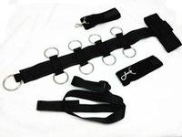 Handcuffs BDSM Hand Sex Restraints for Bondage Nylon Slave C...